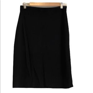 FINALSALE Grace Dane Lewis Ribbed Bodycon Skirt